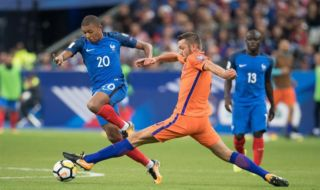 UEFA Nations League, Prancis, Belanda, Prancis vs Belanda