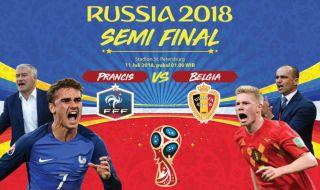Prediksi Prancis vs Belgia: Duel Generasi Emas