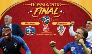 Prediksi Prancis vs Kroasia: Tuntaskan Hasrat Terpendam
