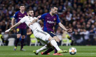 El clasico, La Liga 2018-2019, Real Madrid, Barcelona, Prediksi Real Madrid vs Barcelona