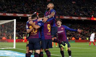 La Liga 2018-2019, Liga spanyol, Sevilla, barcelona, Prediksi Sevilla vs Barcelona