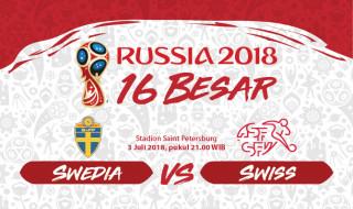 Prediksi Swedia vs Swiss: Ambisi Pulihkan Nama Besar