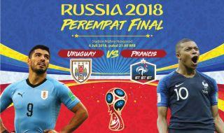 Prediksi Uruguay vs Prancis: Dilarang Terpaku Pada 1 Strategi