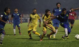 Piala indonesia 2018, PSIS Semarang, Bhayangkara FC, Bhayangkara 1-1 PSIS