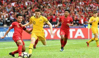 Piala Asia U-16 2018, Timnas U-16, Timnas U-16 Indonesia, Australia, Trevor Morgan