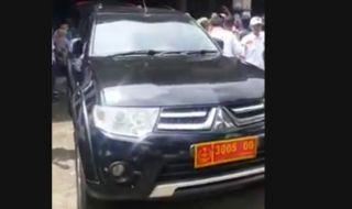 Puspen Beberkan Kronologi Mobil Berpelat TNI Angkut Logistik Kubu 02
