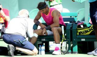 Rafael Nadal Absen dari Miami Terbuka 2019