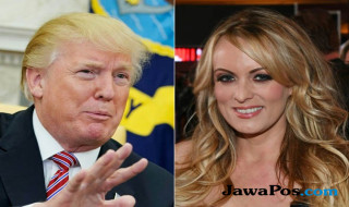 donald Trump, Stormy Daniels