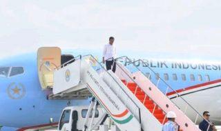Rangkaian Kegiatan Jokowi Selama Kunjungan ke Lombok dan Bali