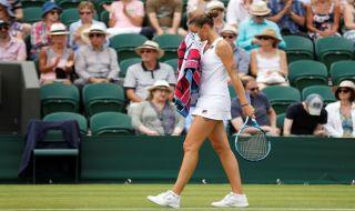 Wimbledon 2018, Karolina Pliskova