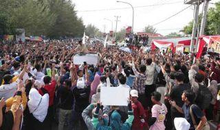 Ratusan Ribu Massa Akan Hadiri Kampanye Prabowo di Makassar
