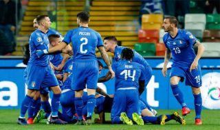 Rekor Wonder Kid Juventus Warnai Kemenangan Timnas Italia