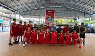 Basket, Indonesia Muda, Piala Dunia 2023, Indonesia
