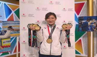 Rikako Ikee, renang, Jepang, Asian Games 2018, leukimia