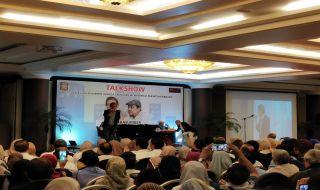 Rocky Gerung: Saya Puji, Jokowi Cocok Jadi Kepala Keluarga