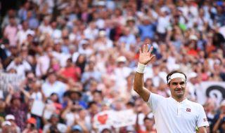 Wimbledon 2018, Roger Federer