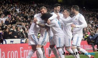 Real Madrid 6-3 Girona, Cristiano Ronaldo