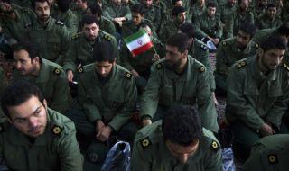 royal guardians, iran, pemberontak, bom,