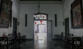 Rumah Abu Han, Simbol Perpaduan Arsitektur Jawa, Tiongkok, dan Eropa