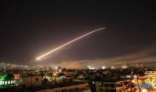 konflik siria, amerika serang syria