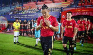 Ryuji Utomo, PTT Rayong, Yanto Basna, Khonkaen FC