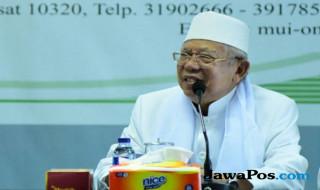Ketua MUI Maruf Amin