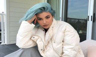 kylie jenner, tren gaya rambut, gaya rambut 2019,