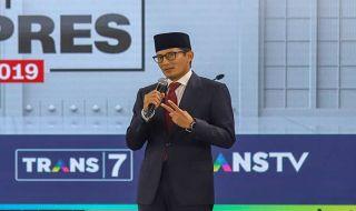 Sampai Dinonaktifkan dari Partai, Sandi Terharu Pengorbanan Erwin Aksa