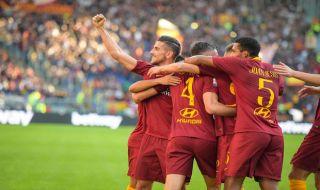 Serie A 2018-2019, Liga Italia, AS Roma, Sampdoria, AS Roma 4-1 Sampdoria