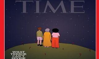 Sampul Majalah Time Didedikasikan bagi Korban Teror di Selandia Baru