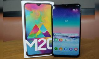 Samsung Galaxy M20, review Samsung Galaxy M20, Samsung Galaxy M20 review