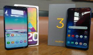 Samsung Galaxy M20, Realme 3, Samsung Galaxy M20 Vs Realme 3
