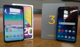 Samsung Galaxy M20 Vs Realme 3: Sasar Segmen Sama, Siapa Jawaranya?