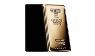 Galaxy Note 9, Samsung Galaxy Note 9, Galaxy Note 9 caviar