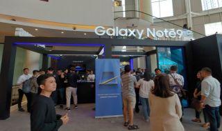 Galaxy Premium Studio, Galaxy Note 9, menjajal Galaxy Note 9
