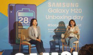 Samsung Tegaskan Galaxy M20 Bukan untuk Hajar Kompetitor Tiongkok
