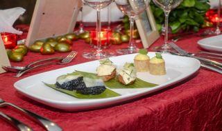 menu makanan dengan wine, makanan spanyol, 5 wine terbaik, hotel gran melia,