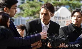 Sebar Video Seks Ilegal, Jung Joon Young Terancam 7,6 Tahun Penjara