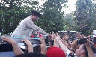 Prabowo Subianto, Pilpres 2019