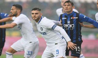 Serie A 2018-2019, Liga Italia, Inter Milan, Atalanta, Atalanta 4-1 Inter Milan, Inter kalah 4-1