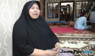 Korban Penyerangan Polda Riau