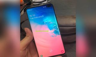 Samsung, Samsung Galaxy S10 Plus, Samsung Galaxy S10 Plus bocoran