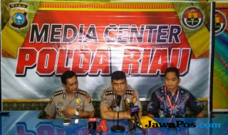 Rilis Mapolda Riau