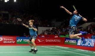 Indonesia Masters 2019, Kevin Sanjaya Sukamuljo/Marcus Fernaldi Gideon, bulu tangkis, Indonesia