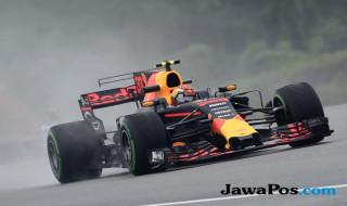 FP1 GP Malaysia Max Verstappen