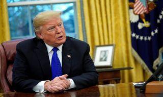 Donald Trump, amerika serikat, Donald Trump Arab Saudi