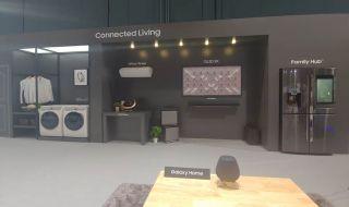 Serba IoT, Mesin Cuci dan Kulkas Samsung Bisa Saling Terkoneksi