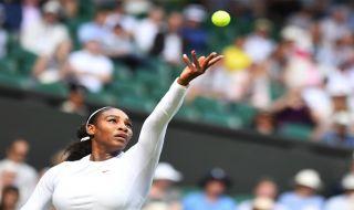 Wimbledon 2018, Serena Williams
