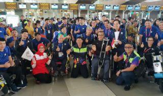 INAPGOC, Asian Para games 2018