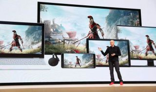 Server Streaming Game Google Stadia Gunakan CPU dan GPU Kustom